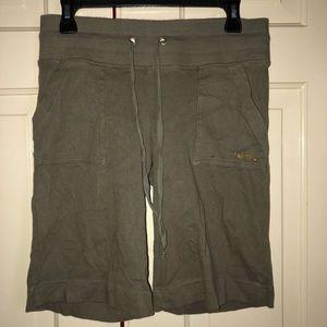 4 for $20.00 EUC BEBE cargo shorts